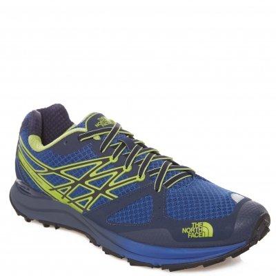 The North Face M Ultra Cardiac, Zapatillas de Running para Hombre, Azu