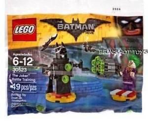 LEGO 30523 Batman Película The Joker BATALLA Entrenamiento