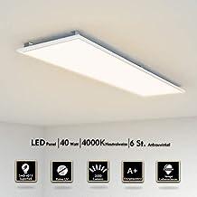 Suchergebnis auf Amazon.de für: led panel licht 120 x 30 cm