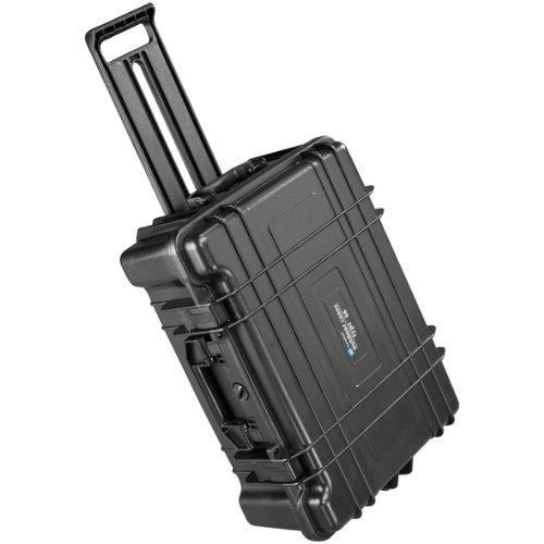 B&W outdoor.cases Typ 66 mit Würfelschaum (SI) - Das Original