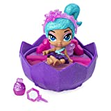 HATCHIMALS 6047278 Pixies, 2.5-Inch Collectible Doll and Accessories (Styles May Vary), for Kids Aged 5 and Up, Multicolored