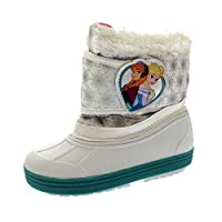 Disney Frozen Girls Snow Boots