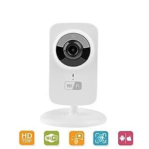 mini cam ra ip wifi micro sd cctv cam ra de s curit 720p webcam sans fil de surveillance audio. Black Bedroom Furniture Sets. Home Design Ideas