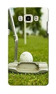 CimaCase Golf Designer 3D Printed Case Cover For Samsung Galaxy J5 2016