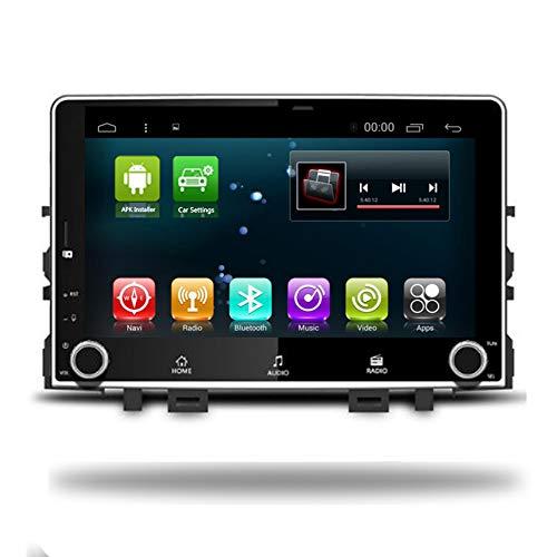 Car Radio GPS Android 8.0 Navigation for Kia Rio 2017 2018 Multimedia Player Stereo no DVD Headunit Audio WiFi BT Navi (2+32G Android8.0 for Kia Rio) Stereo Cassette Receiver
