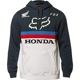 Fox Pullover Hoodie Honda Navy/White M