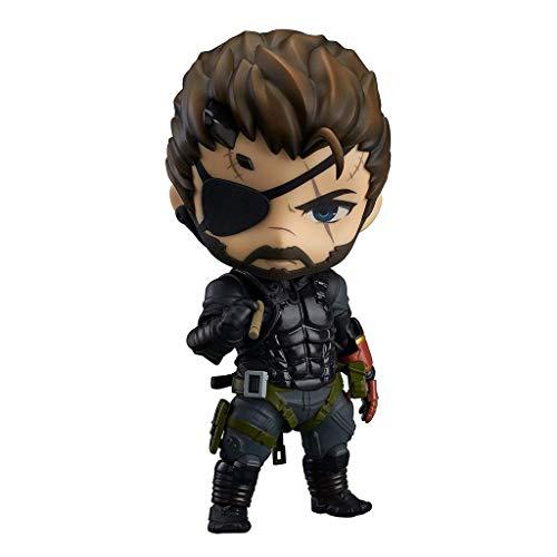 Metal Gear Solid V: Der Phantomschmerz: Venom Snake Nendoroid Action Figure (4 Zoll)