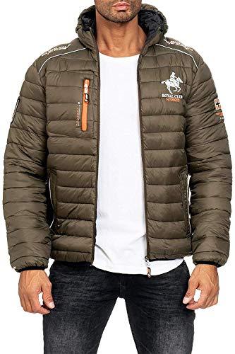 Geographical Norway - Chaqueta de Invierno para Hombre - Modelo: Bryan - Chaqueta Acolchada con Capucha...