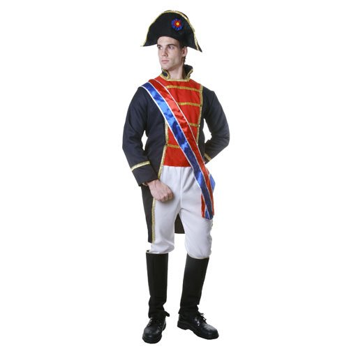 Dress Up America Napoleon Kostüm für -