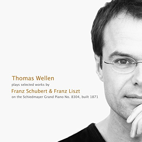 Thomas Wellen Plays Selected Works by Franz Schubert & Franz Liszt (On the Schiedmayer Grand Piano No. 8304, Built 1871)