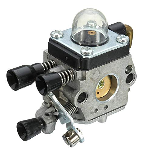 RENCALO Vergaser Vergaser Luftfilter Funken Für FS55R FS55RC KM55 HL45 KM55R STIHL Trimmer