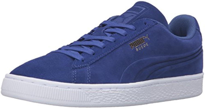 Puma   Herren Suede Classic Debossed Schuhe
