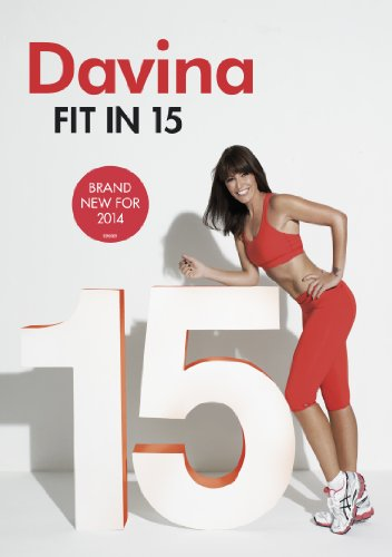 Davina-Fit in 15 [DVD] [Import]
