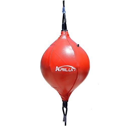 Xianheng Bola MMA Peras Boxeo pera Profesional para Adultos Rapida Speed Bag Bola de PU para Gimnasio Entrenamiento #2