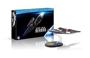 Star Trek Sans limites [Coffret collector vaisseau spatial USS Franklin - Blu-ray 3D + Blu-ray 2D + Blu-ray bonus]