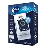 Electrolux E201S - 4 Sacs S-Bag Long Performance