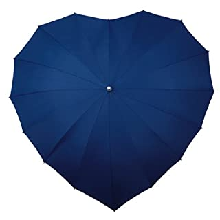 UmbrellaWorld LR-8-8059 Impliva Hartpar Aplu Met UV Coated Erming – Donker Blue