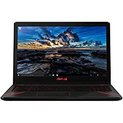 ASUS TUF FX570 Intel Core i5 8th Gen 15.6-inch FHD Gaming Laptop (8GB/1TB Hybrid HDD (FireCuda)/Windows 10/GTX 1050 4GB Graphics/Black/1.96 kg), FX570UD-E4168T