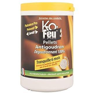 k-ofeu pellet de deshollinamiento anti alquitrán