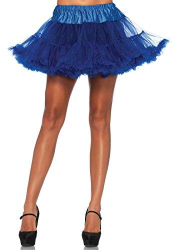 tticoat *best basic* Petticoats, Einheitsgröße (Königsblau) ()