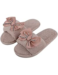 966ee6a5b39dbc Irsoe Latest and Comfortable Indoor   Outdoor Fur Slippers for Women   Girls  Slippers flip Flop