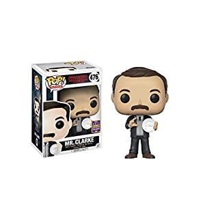 Funko Pop Mr Clarke SDCC (Stranger Things 476) Funko Pop Stranger Things