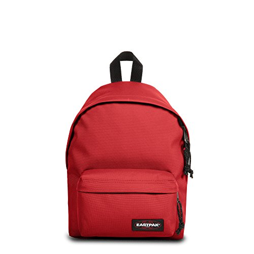 Eastpak Orbit Sac à Dos Enfants, 34 cm, 10 L, Rouge