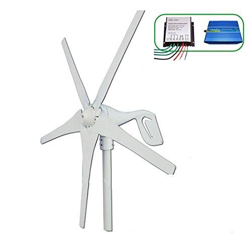 Generador-elico-GOWE-600-W-max-generador-de-viento-horizontal-12-V24-V-una-pelota-hacia-un-molino-incluye-viento-controlador-inversor-600w-off-diseo-de-rombos