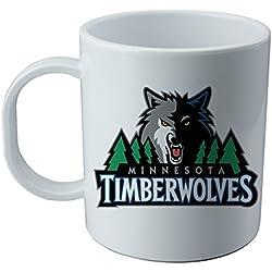 Taza y pegatinas de Minnesota Timberwolves - NBA