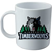 Minnesota Timberwolves - NBA Becher und Auffkleber