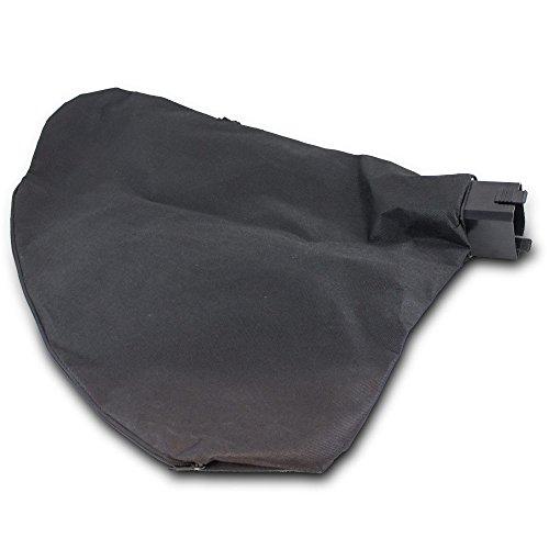 BITUXX® Fangsack Laubfangsack Laubsaugersack Ersatzfangsack Fangkorb 35L Aufnahme 80x56mm