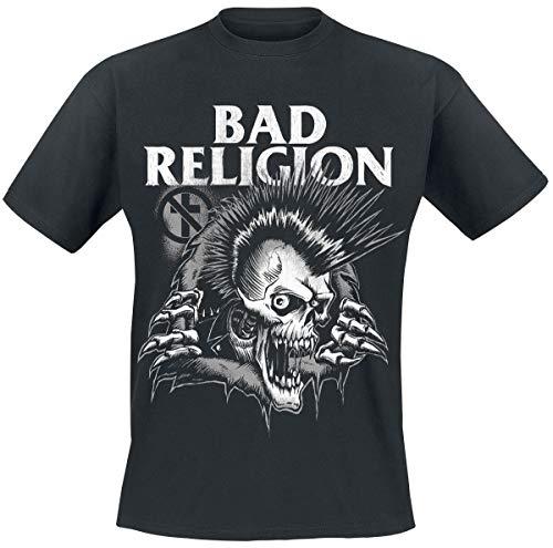 Bad Religion Bust Out T-Shirt schwarz L