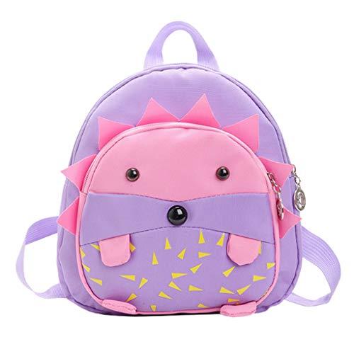 Committede Nette Kleine Kleinkind Kinder Rucksack Süß Tier Cartoon Mini Kinder Tasche für Baby Mädchen Junge Alter 1-3 Jahre -