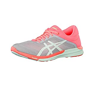 41w6a%2B2gBOL. SS300  - ASICS Women's Fuzex Rush T768n-9687 Training Shoes