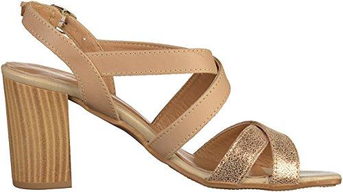 Donne 38 Sandalo 28011 Beige Tamerici 1 qSAtwxI6En