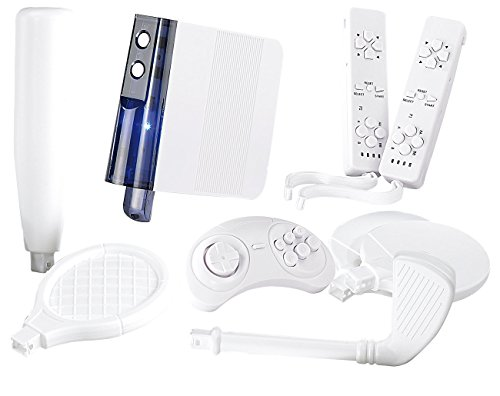 MGT Mobile Games Technology Interaktive TV-Spielkonsole GP-480sports: 48 Games & 2 Controller
