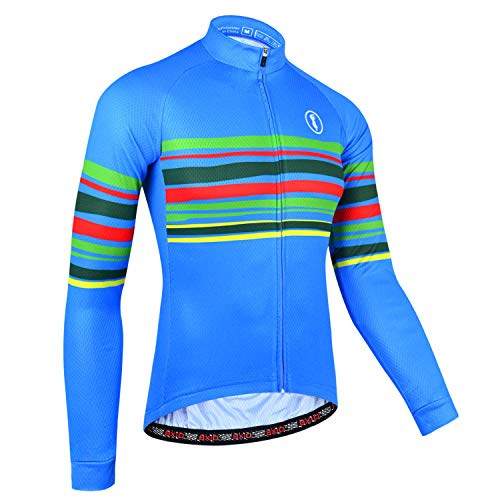 BXIO Bike Wear Long Sleeve Maillot Cycling Clothing Breathable Maillot for Outdoor Sports