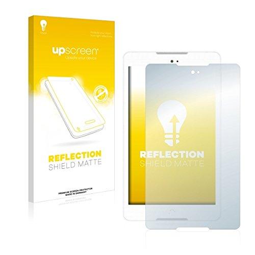 upscreen Reflection Shield Matte Bildschirmschutz Schutzfolie für BQ Aquaris M8 (matt - entspiegelt, hoher Kratzschutz)