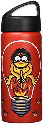 500 Laken (Laken Thermo Classic Thermosflasche Isolierflasche Edelstahl Trinkflasche weite Öffnung - 500ml, Kukuxumusu Sua)