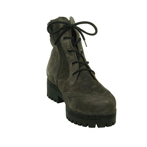 Waldläufer 338802 T130 007, Stivali Donna Grau