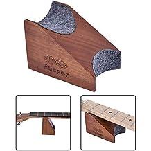 HoneybeeLY Soporte para Cuello de Guitarra, Soporte de Collar, Instrumento de reparación de Instrumentos Musicales y Pianos, Suministros de Mantenimiento para Piano y Teclado