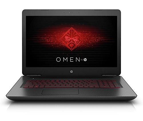 HP OMEN 17-w203nl Display da 17.3', Notebook, Processore Intel Core i7-7700HQ,...