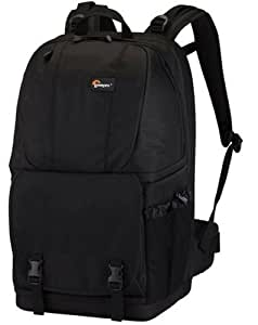 "Lowepro Fastpack 350 Quick Access Backpack for SLR Kit, 17"" Notebook and General Gear - Black"
