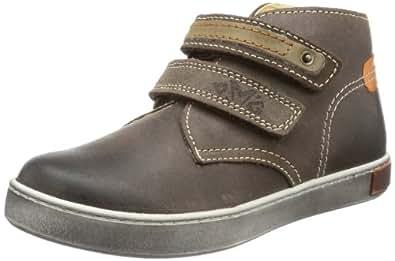 Primigi Boys EBERT 1 Hi-Top Slippers Brown Braun (T.MORO EBERT 1) Size: 34