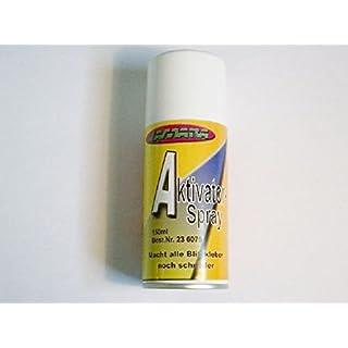 Aktivatorspray für Sekundenkleber - Spraydose mit 200 ml von Hannas Laden