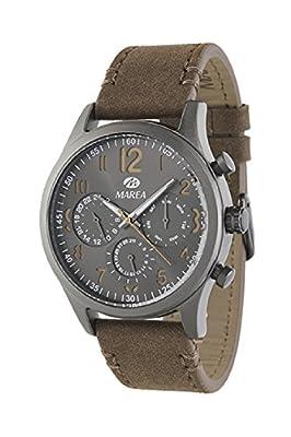 Reloj Marea B54102/2 Hombre Multifuncion Correa Piel