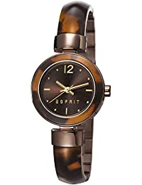 Esprit Damen-Armbanduhr XS Jody Analog Quarz verschiedene Materialien ES107712004