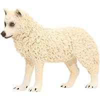 Schleich Wild Life Wölfe Wolf 14741 und Arktischer Wolf 14742 Spielfiguren NEU