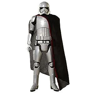 Star Wars - El Despertar de la Fuerza - Figura 50cm, Capitán Phasma (94943-EU-PLY)