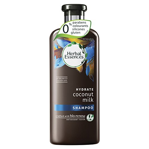 Herbal Essences Coconut Milk Hydrate Shampoo, 400 ml